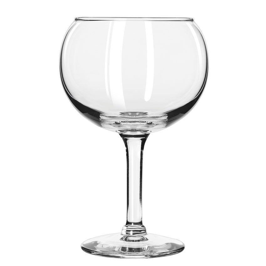 Libbey 8414 13-oz Citation Red Wine Glass - Safedge Rim Guarantee
