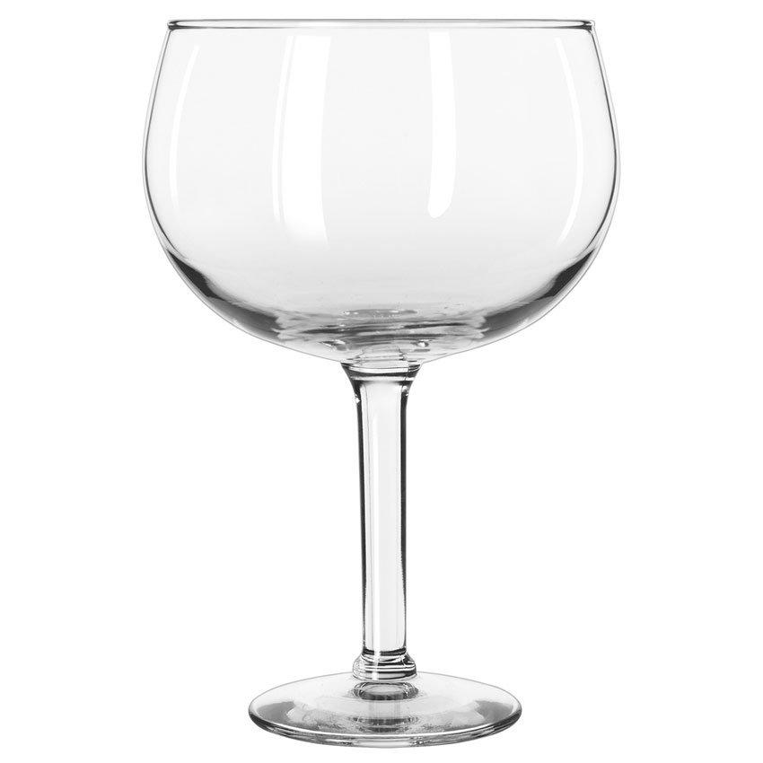 Libbey 8427 27.25-oz Magna Grande Collection Glass - Safedge Rim Guarantee