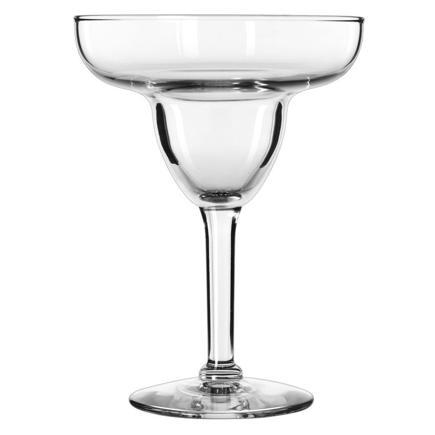 Libbey 8429 9-oz Citation Gourmet Coupette Margarita Glass - Safedge Rim