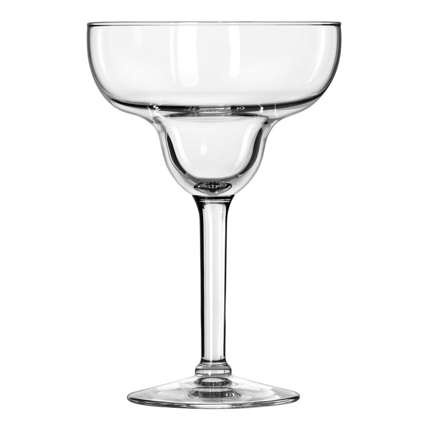Libbey 8430 14.75-oz Citation Gourmet Coupette Margarita Glass - Safedge Rim