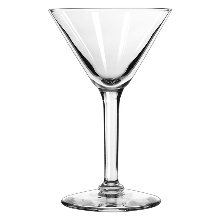 Libbey 8454 4.5-oz Citation Cocktail Glass - Safedge Rim Guarantee