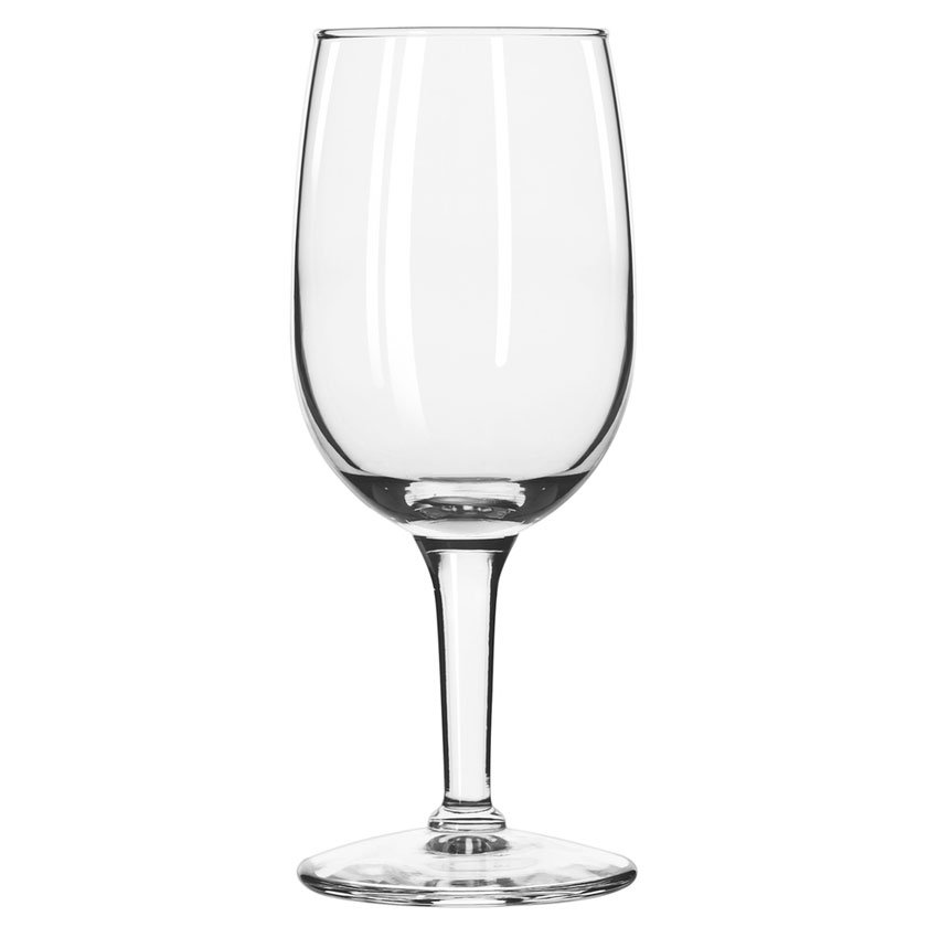 Libbey 8466 6.5-oz Citation Wine Glass - Safedge Rim Guarantee