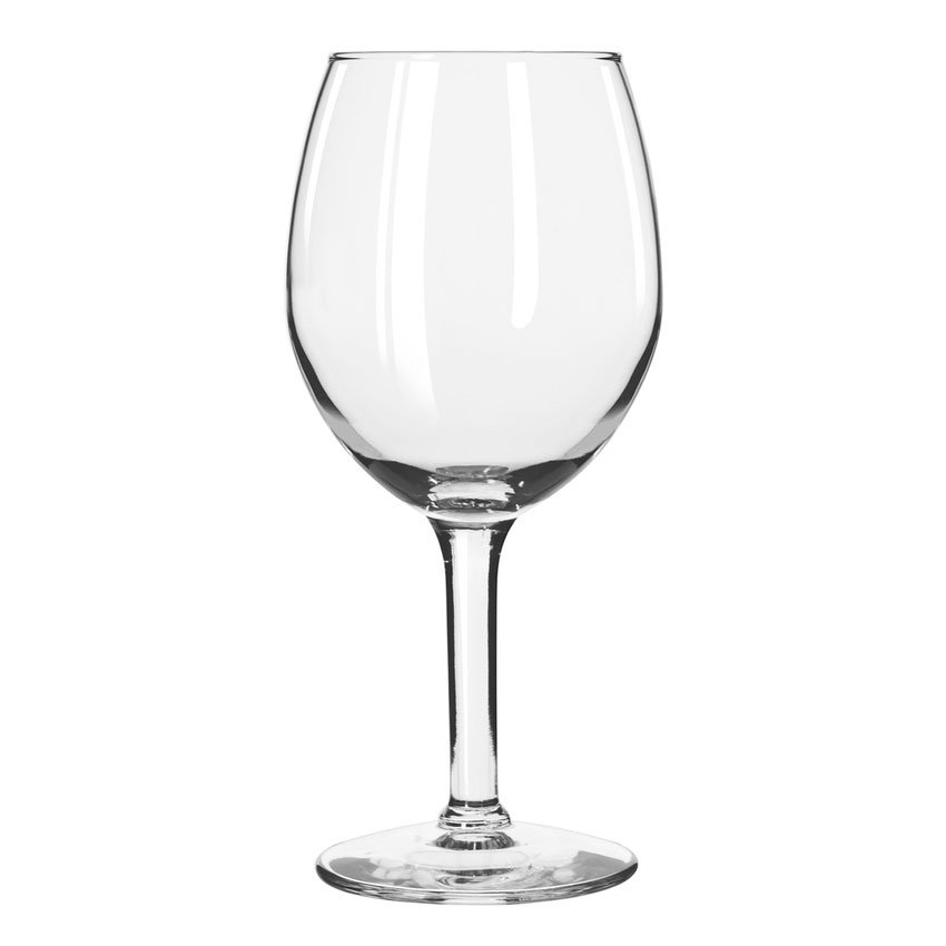 Libbey 8472 11-oz Citation White Wine Glass - Safedge Rim Guarantee