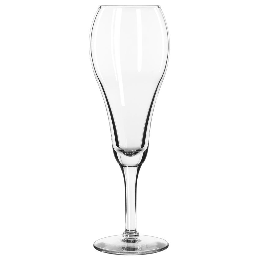Libbey 8476 9-oz Citation Gourmet Tulip Champagne Glass - Safedge Rim