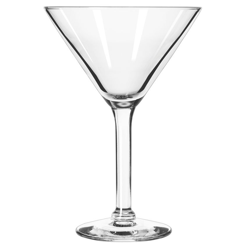 Libbey 8480 10-oz Salud Grande Collection Glass - Safedge Rim Guarantee