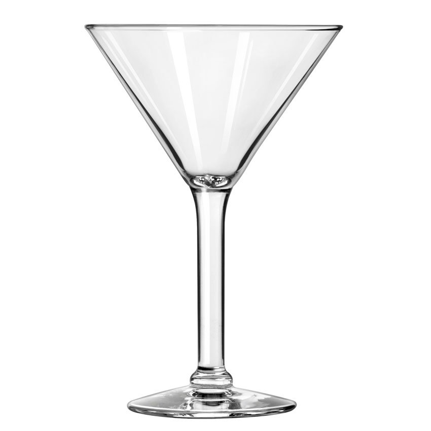 Libbey 8485 8.5-oz Salud Grande Collection Glass - Safedge Rim Guarantee