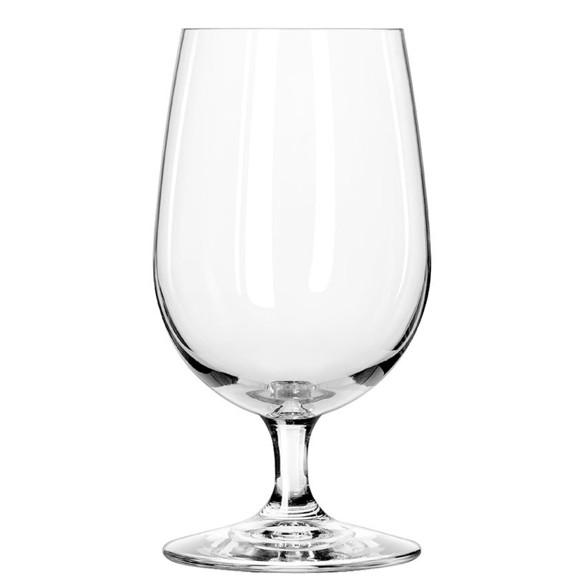 Libbey 8513SR 16-oz Bristol Valley Water Goblet - Sheer Rim