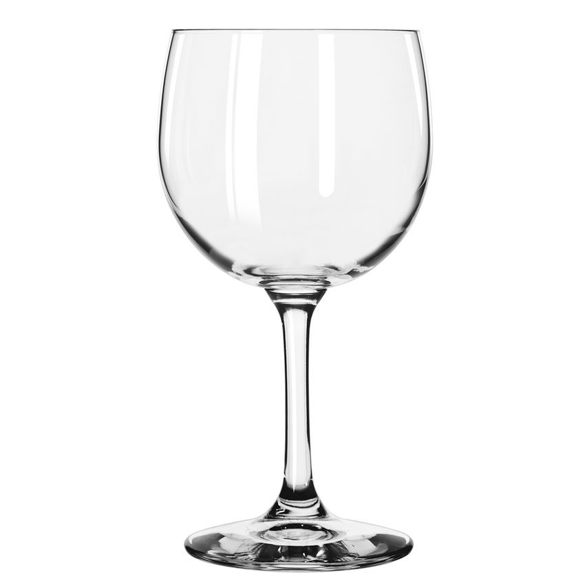 Libbey 8515SR 16-oz Bristol Valley Round Wine Glass - Sheer Rim
