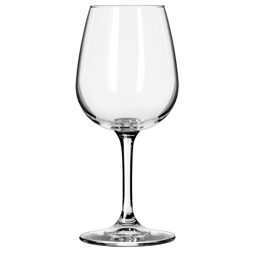 Libbey 8552 12.75-oz Wine Taster Glass - Safedge Rim Guarantee