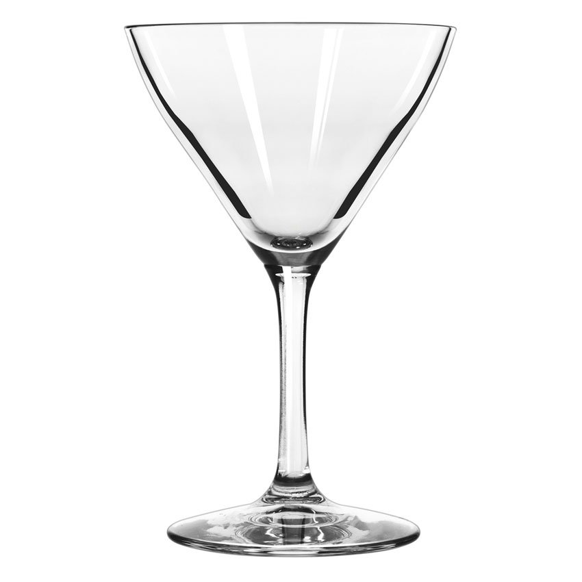 Libbey 8555SR 7.5-oz Bristol Valley Cocktail Glass - Sheer Rim