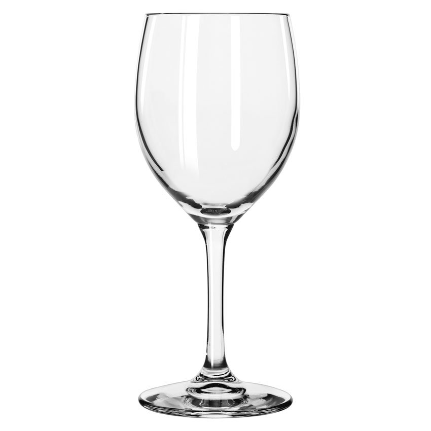 Libbey 8565SR 8.5-oz Bristol Valley Chalice Wine Glass - Sheer Rim