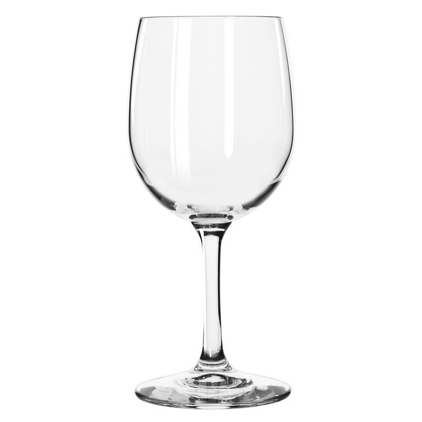 Libbey 8573SR 13-oz Bristol Valley White Wine Glass - Sheer Rim