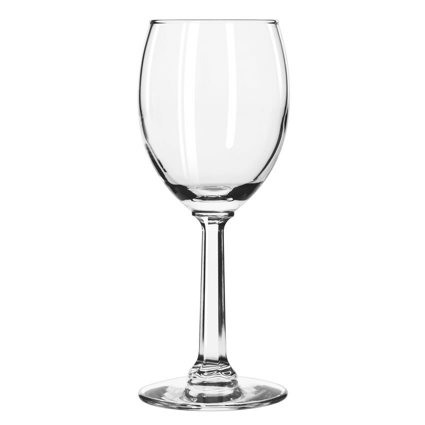 Libbey 8766 6.5-oz Napa Country Tall Wine Glass - Safedge Rim Guarantee