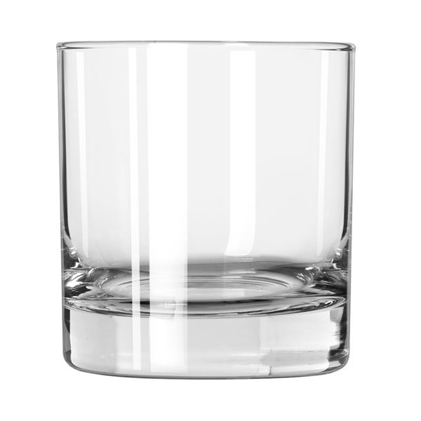 Libbey 916CD 8-oz Heavy Base Rocks Glass - Finedge