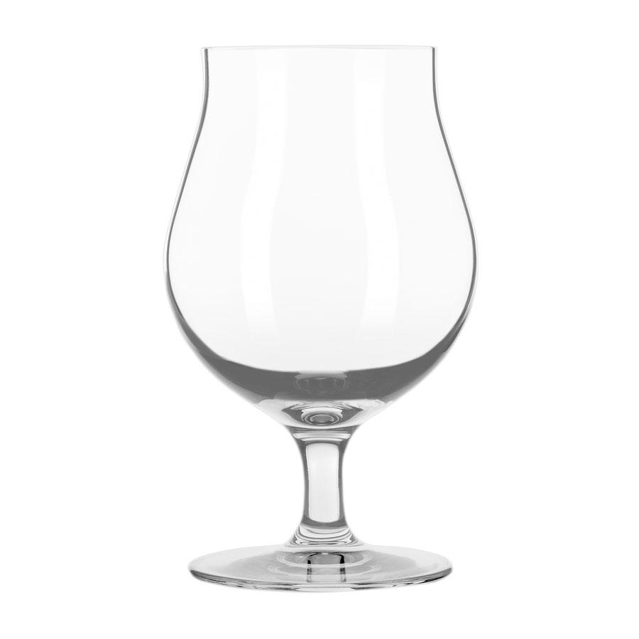 Libbey 9170 13-oz Belgian Ale Glass, Clear
