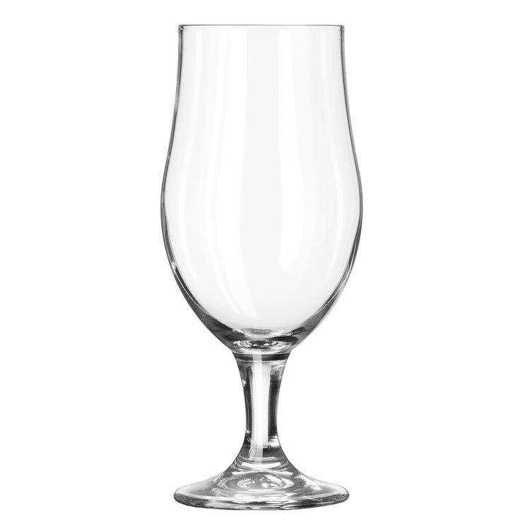 Libbey 920284/69292 16.5-oz Munique Fizzazz Beer Glass - Nucleation Etching
