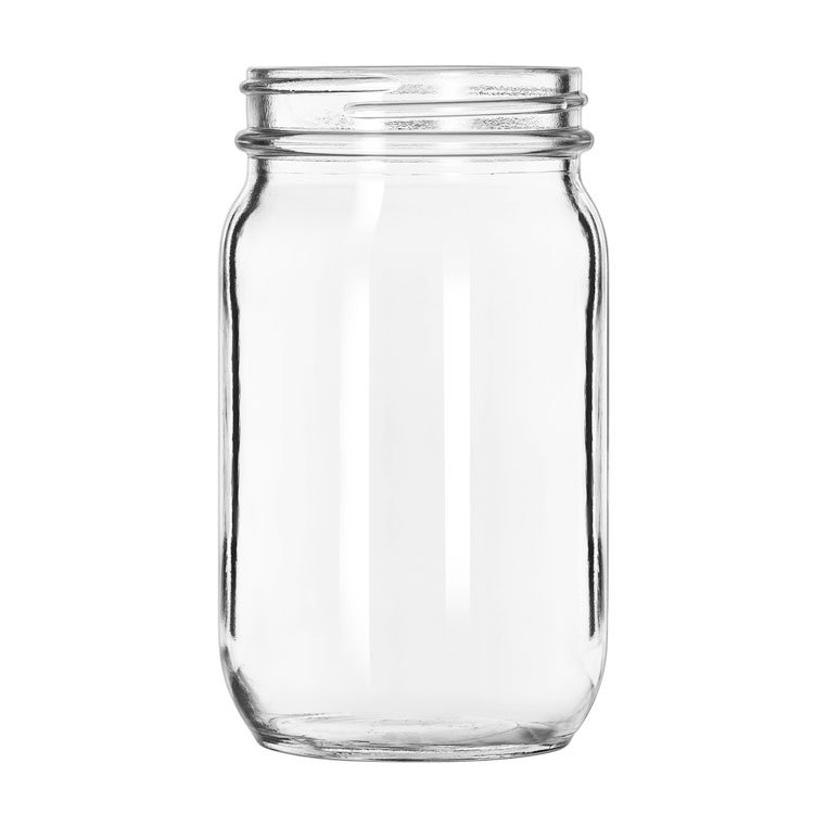 Libbey 92104 8-oz Drinking Jar