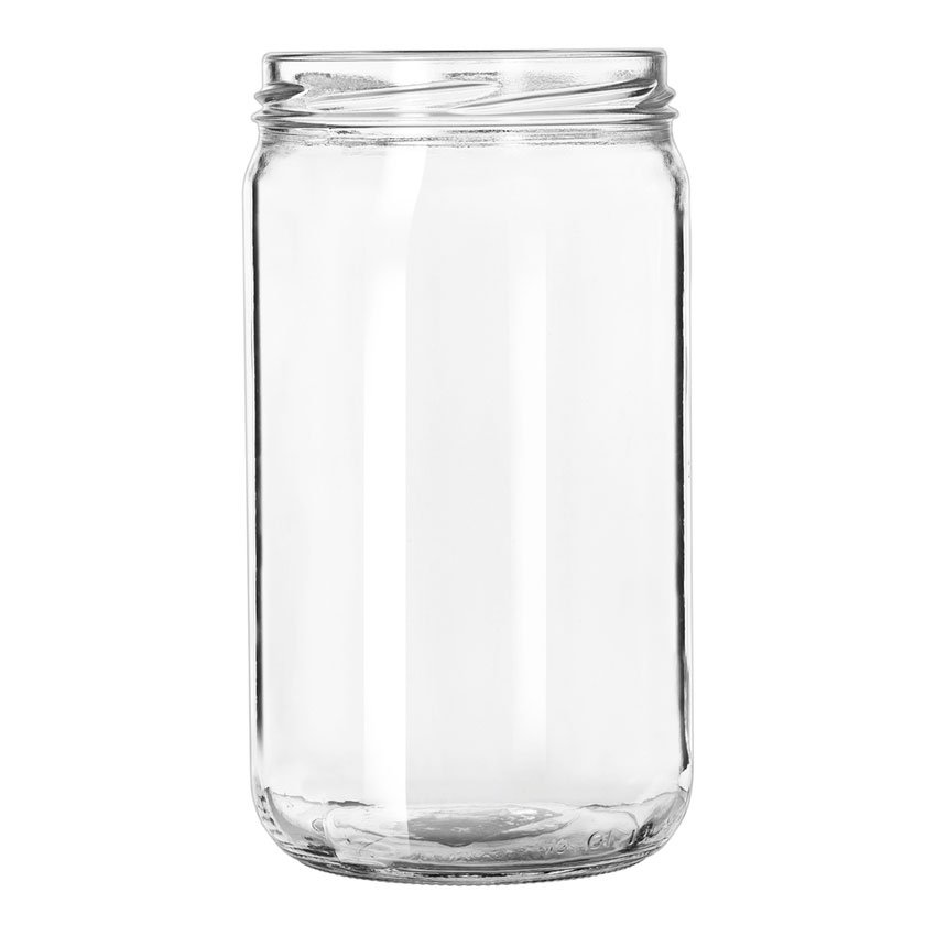 Libbey 92105 24-oz Drinking Jar