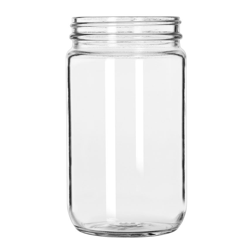 Libbey 92110 32-oz Drinking Jar