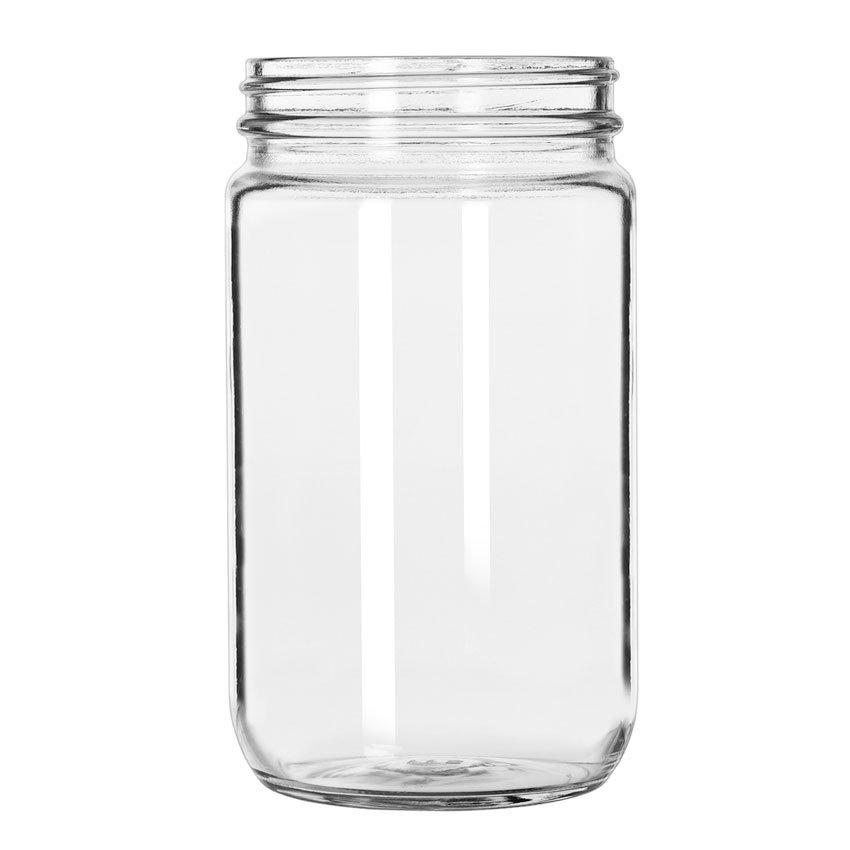 Libbey 92110 32-oz Drinking Jar