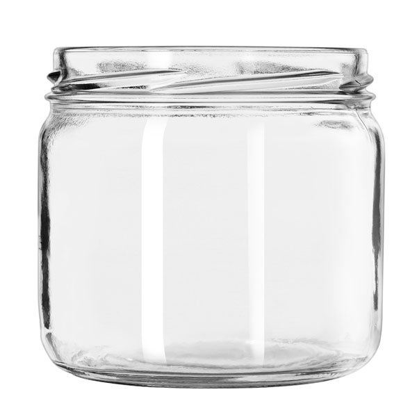 Libbey 92151 12-oz Culinary Jar