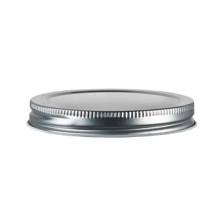 Libbey 92159 Lid for 32-oz Drinking Jar - Metal, Silver
