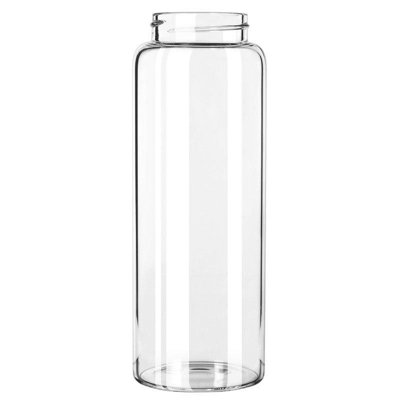 Libbey 92170 33-oz Glass Bottle w/ Lid