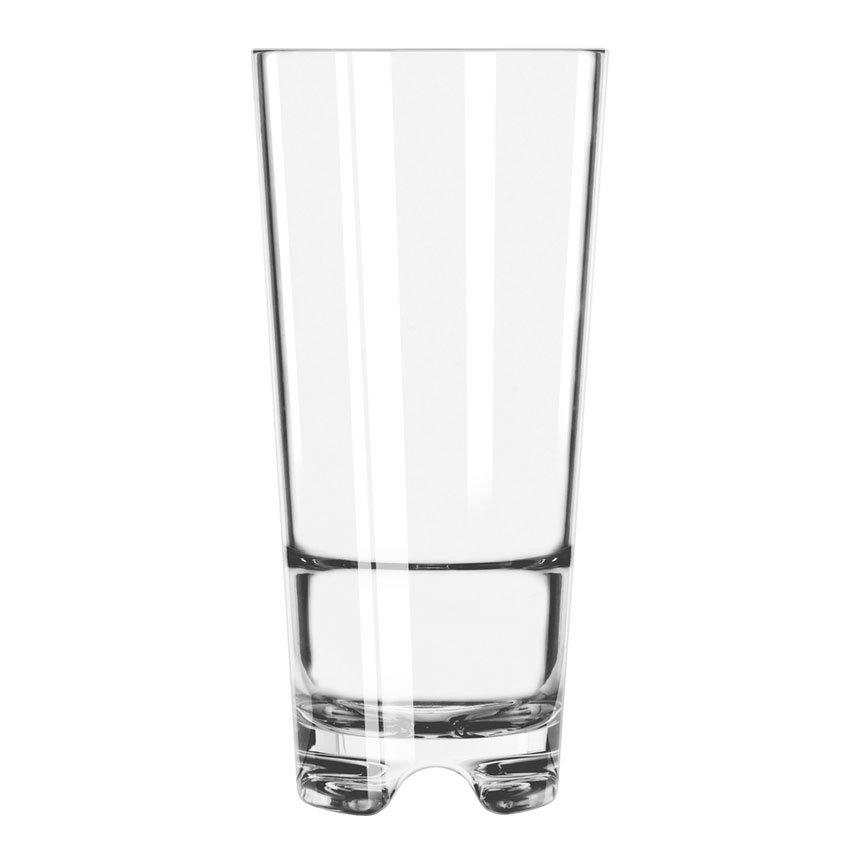 Libbey 92405 12-oz Infinium Beverage Glass, Plastic