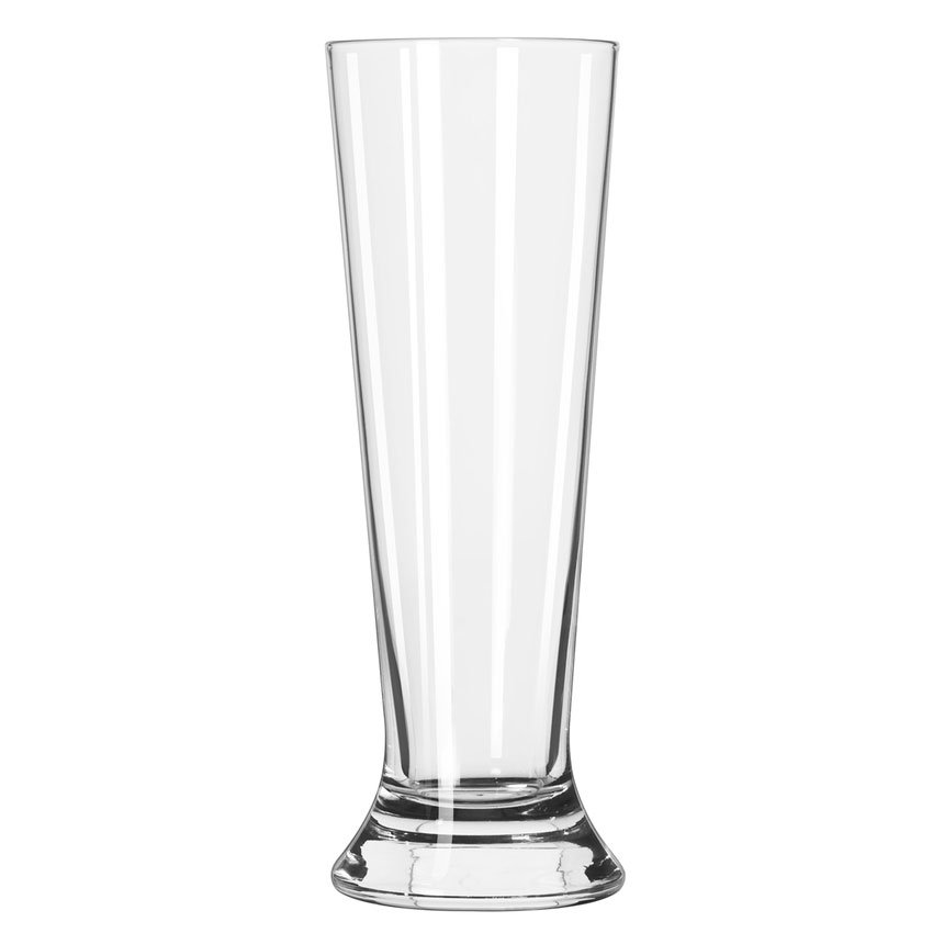 Libbey 924169/69292 13.75-oz Principe Fizzazz Beer Glass - Nucleation Etching