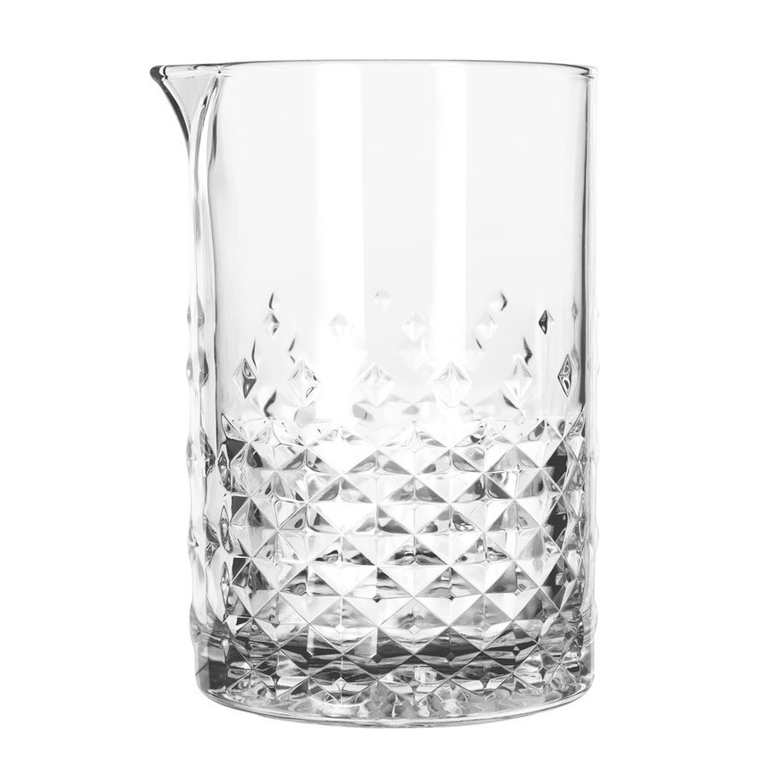 Libbey 926781 25.25-oz Carats Stirring Glass w/ Pour Spout