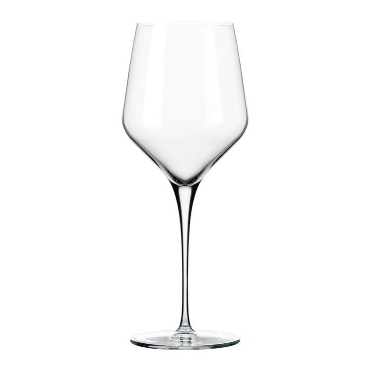 Libbey 9322 13-oz Prism Wine Glass