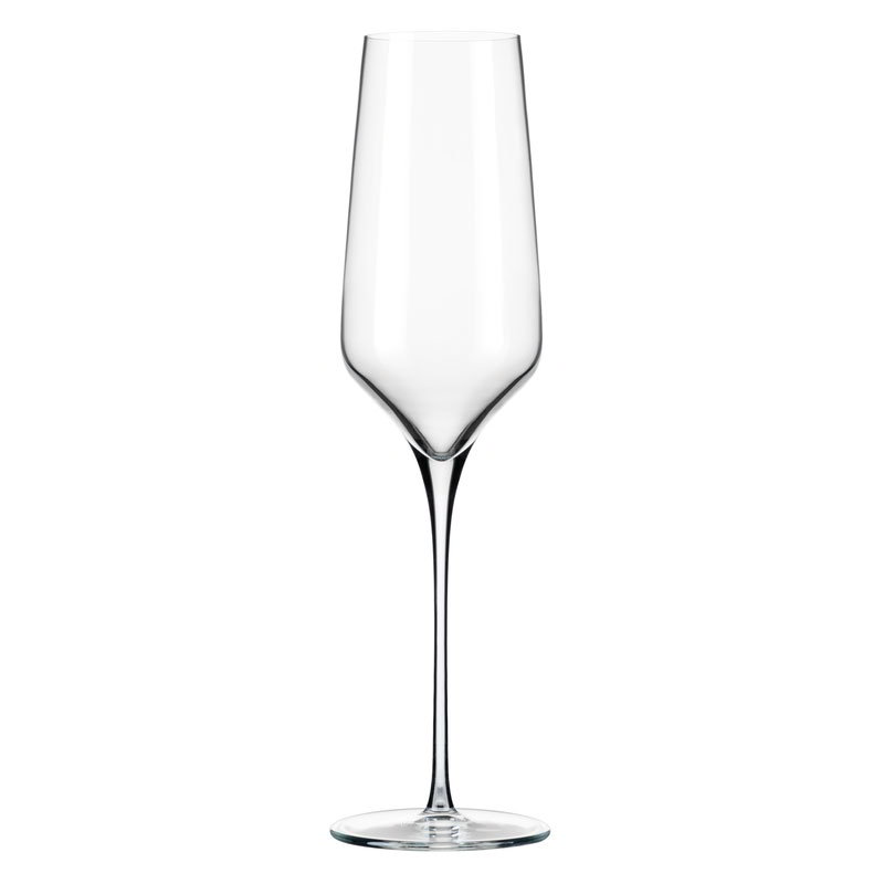 Libbey 9332 8-oz Prism Champagne Flute