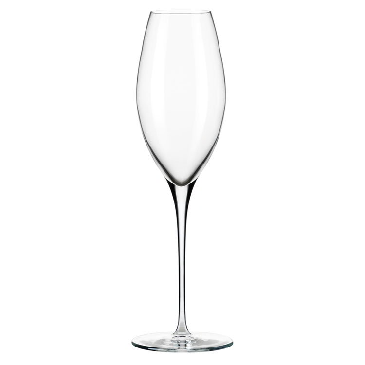 Libbey 9432 8.75-oz Rivere Champagne Flute