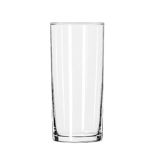 Libbey 94 10-oz Straight Sided Zombie Glass - Safedge Rim Guarantee