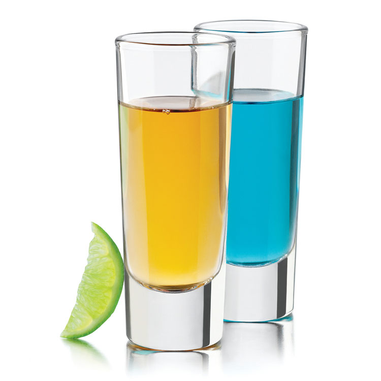 Libbey 9562269 2-oz Tequila Shooter Shot Glass