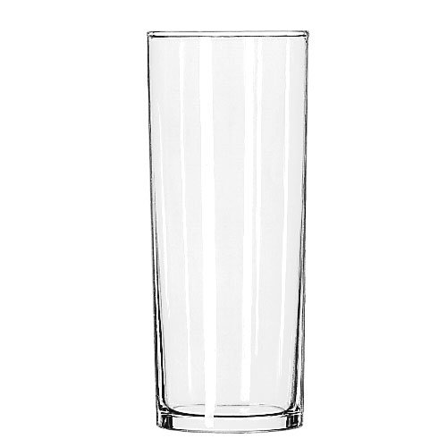 Libbey 95 11-oz Straight Sided Zombie Glass - Safedge Rim Guarantee