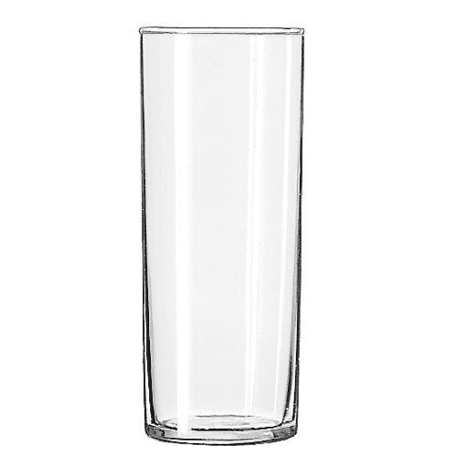 Libbey 96 12-oz Straight Sided Zombie Glass - Safedge Rim Guarantee