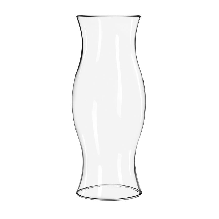"Libbey 9860477 14"" Hurricane Shade Glass"