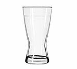 Libbey Glass 181/1605G 12-oz Hourglass Design Lined Pilsner Glass - Safedge Rim