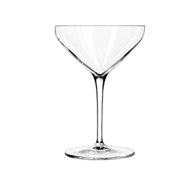 Libbey 08750/07 Luigi Bormioli Atelier Cocktail Glass, 10.25-oz