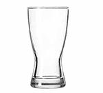 Libbey Glass 1176HT 9-oz Hourglass Design Pilsner Glass - Safedge Rim