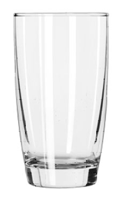 Libbey Glass 12261 8-oz Embassy Hi-Ball Glass - Safedge Rim