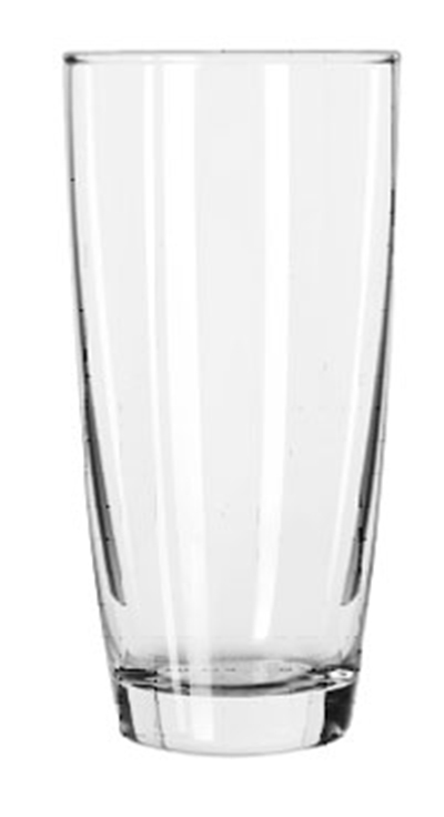 Libbey Glass 12263 12.5-oz Embassy Cooler Glass - Safedge Rim