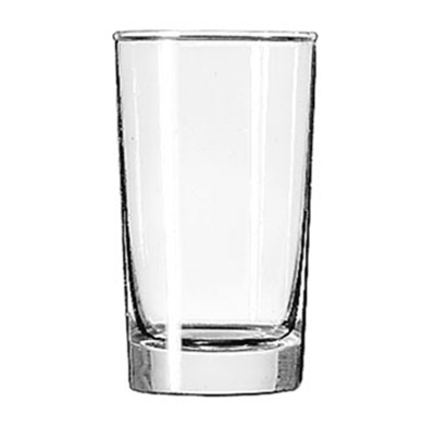 Libbey Glass 123 7-oz Heavy Base Hi-Ball Glass - Safedge Rim Guarantee
