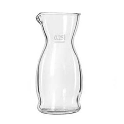 Libbey Glass 13172621 8.5-oz Carafe