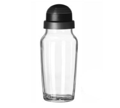 Libbey Glass 13230520 19.75-oz Shaker 500 - Black Lid, 19.75-oz