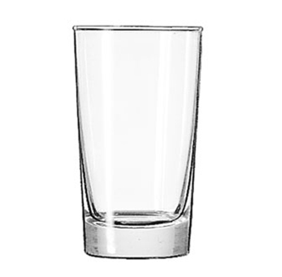 Libbey Glass 132 8-oz Heavy Base Hi-Ball Glass - Safedge Rim Guarantee