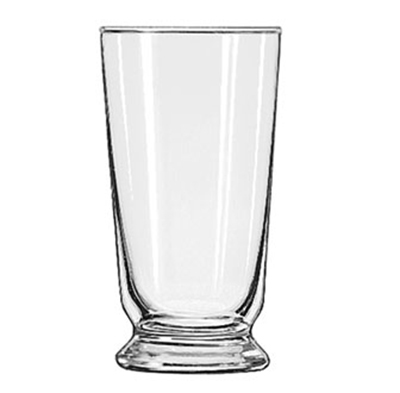 Libbey Glass 1451HT 10-oz Footed Malted Glass - Safedge Rim Guarantee