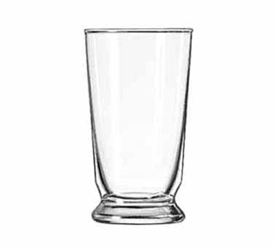 Libbey 1454HT 9-oz Footed Water Glass - Safedge Rim Guarantee