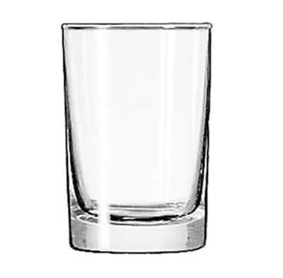Libbey Glass 149 5.5-oz Heavy Base Side Water Glass - Safedge Rim Guarantee